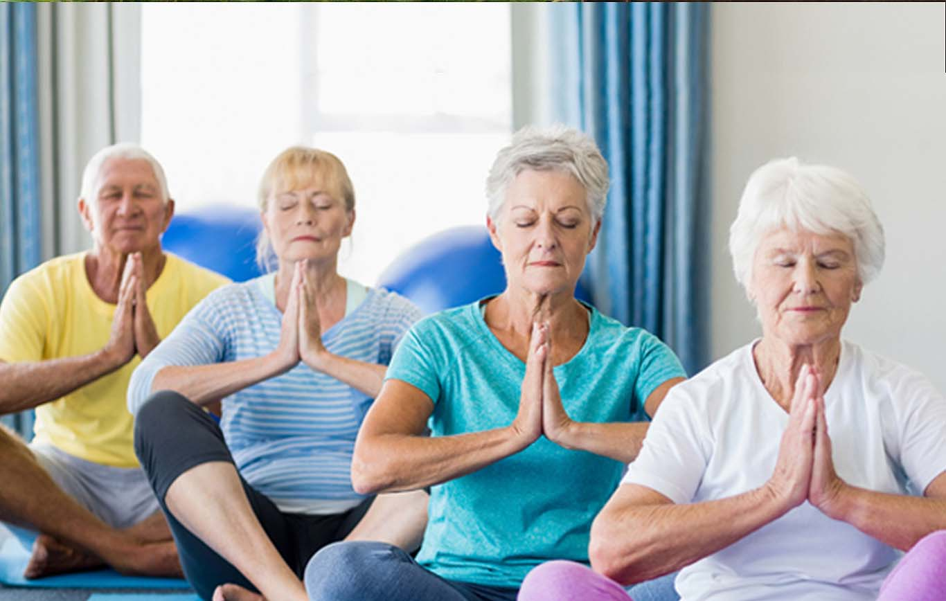 Yoga Class with The Ursulines